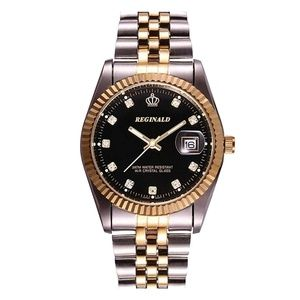 Other - Datejust Watch Gold Oyster Silver Presidential Sli